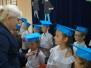14.10.2020  Święto Szkoły, Dzień Edukacji Narodowej oraz pasowanie klas pierwszych